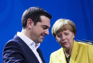 Indulceste Merkel tonul? O reducere a datoriei pentru Grecia e posibila