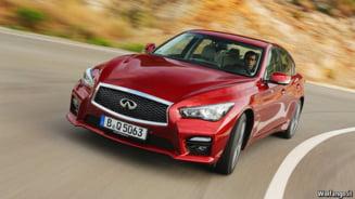 Industria auto de lux din Japonia se zbate in umbra germanilor: Eforturile si limitele Infiniti