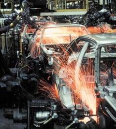 Industria auto reprezinta aproape 10% din PIB-ul Romaniei