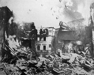 Infernul dezlantuit asupra Capitalei la 4 aprilie 1944 - Documentar