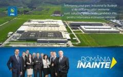 Infiintarea si dezvoltarea parcurilor industriale, o solutie pentru crearea a noi locuri de munca