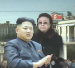 Influenta matusa a lui Kim Jong Un a aparut in premiera in public, la sase ani dupa executarea sotului ei