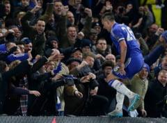 Infrangere dura pentru echipa lui Pantilimon si meci nebun al lui Chelsea