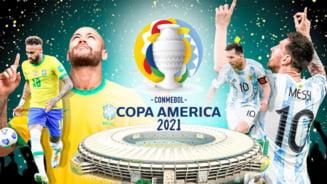 Infrangere neasteptata pentru una dintre favorite la Copa America