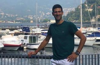 Infrangere surprinzatoare pentru Novak Djokovici