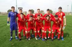 Infrangeri umilitoare pentru nationalele U17 si U19 ale Romaniei
