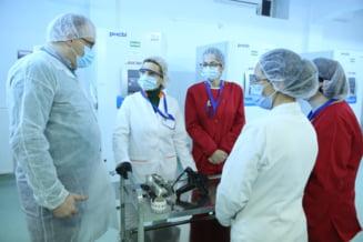 Inghesuiala la programarile pentru vaccinarea anti COVID-19. Peste 850.000 de persoane s-au inscris pe platforma
