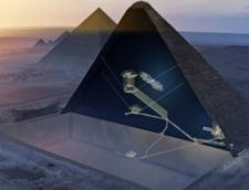Inginerii au descoperit misterele piramidelor din Egipt si secretele faraonilor VIDEO