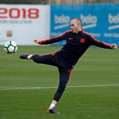Iniesta anunta unde va juca dupa plecarea de la Barcelona