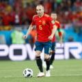 Iniesta se retrage din nationala Spaniei dupa eliminarea de la Cupa Mondiala
