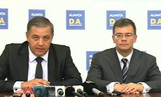 Initiativa Romania Liberala a intrat in Alianta DA. MRU: Vom da presedintele Romaniei!