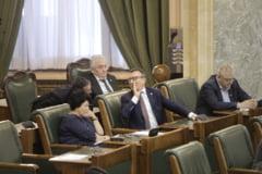 Initiativa USR pentru recuperarea prejudiciilor cauzate prin infractiuni de coruptie a fost respinsa in Senat