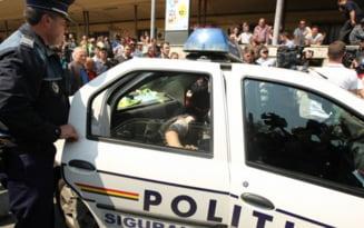 Inmormantari cu lautari, intrerupte de politisti. Zeci de amenzi, aplicate la Tandarei si Fetesti