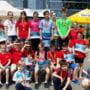 Inot / Satmarenii s-au intors cu 38 de medalii de la Cupa Salina Turda
