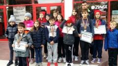 Inotatorii de la CSM s-au intors acasa cu 12 medalii
