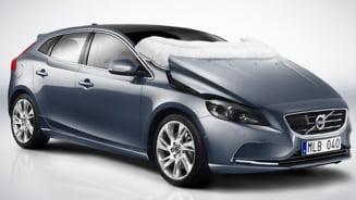 Inovatie la Volvo: Airbaguri pentru ... pietoni