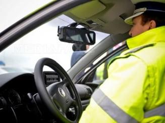 Inregistrarea audio-video a soferilor opriti in trafic, ilegala?