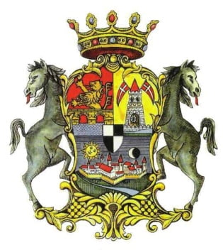 Insemnul regal, scos din stema Timisoarei