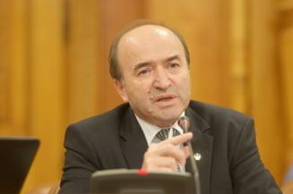 Inspectia Judiciara: Tudorel Toader nu a incalcat independenta justitiei cand a criticat DNA ca a deschis Dosarul Belina
