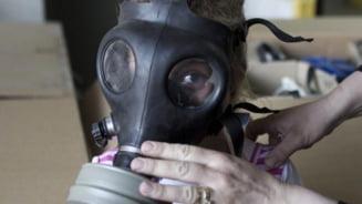 Inspectorii ONU, inapoi in Siria - suspiciuni de alte atacuri chimice