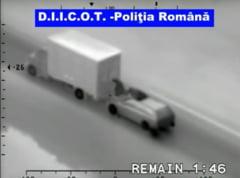 Inspirati din filmul Fast & Furious: Cum actionau hotii romani care furau din camioane in mers pe autostrazile din Europa