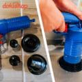 Instalatorii nu vor sa stii acest lucru - desfundarea tevilor de unul singur, fara chimicale si fara servicii scumpe!