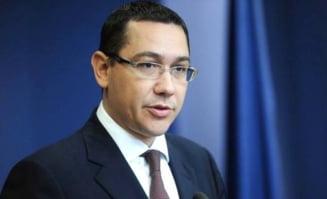 Instanta a decis: Victor Ponta, amendat pentru ca nu a respectat o decizie judecatoreasca