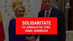 Instanta refuza extradarea jurnalistului turc de la Zaman ceruta de Erdogan