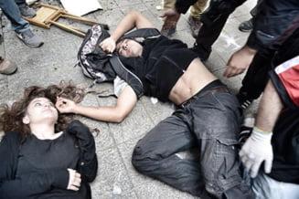 Instantaneele groazei in Turcia: Brutalitatea fortelor de ordine, in imagini socante (Galerie foto)