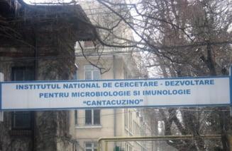 Institutul Cantacuzino, aproape de faliment