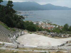 Insula greceasca Thassos, locul unde fugim de inceputul toamnei (Galerie foto)