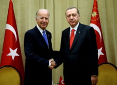 """Intalnire Biden - Erdogan. Cei doi vor analiza """"diferentele semnificative"""" dintre SUA si Turcia"""