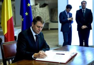 Intalnire Iohannis-Ponta la Cotroceni - se stabileste succesorul lui Valcov la Ministerul de Finante