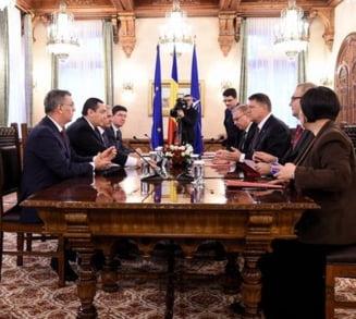Intalnire Iohannis-Ponta la Cotroceni: Miza ar putea fi modificarile la Codul Penal (Video)