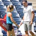 Intalnire de zile mari pentru Simona Halep la US Open: Hei, Roger!