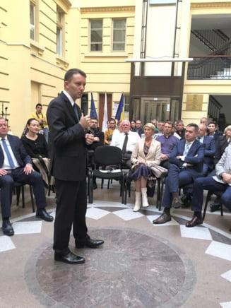 Intalnire istorica: Siegfried Muresan spune ca Partidul Popular European va avea un summit in 2019 la Sibiu
