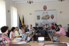 Intalnire la Primaria Zalau pe marginea finantarii unor proiecte prin fonduri europene