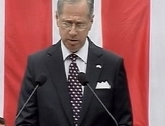 "Intalnirea Obama-Basescu va avea loc la ""momentul potrivit"" - ambasadorul SUA"