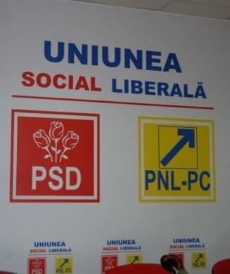 Intalnirea USL - sindicate : Proiecte, proteste, personaje pitoresti