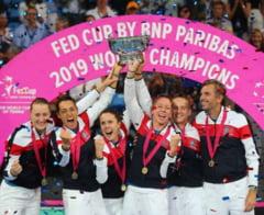 Intalniri de foc la Turneul Final al Fed Cup: Iata cum arata grupele