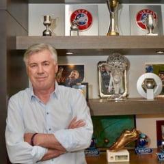 Intamplari socante in Anglia. Hotii i-au spart casa lui Ancelotti, antrenorul lui Everton. Fiica italianului i-a suprins pe cei doi. Ce a urmat este demn de filmele de actiune