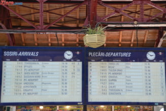 Intarziere record: 24 de ore cu trenul de la Arad la Mangalia