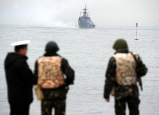 Intelegerea dintre Kiev si Moscova care le permite rusilor prezenta militara in Crimeea