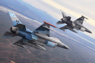 Intentia Romaniei de a cumpara direct avioane F-16 va infuria UE