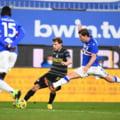 Inter, infrangere in fata Sampdoriei in Serie A. Lazio, victorie dramatica cu Fiorentina