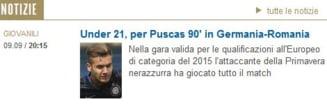Inter, rusinata de umilinta suferita de nationala de tineret a Romaniei: Ce decizie a luat marele club italian