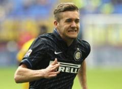 Inter Milano l-a cedat pe George Puscas. Oradeanul va juca in urmatorul sezon la Bari