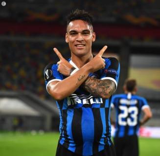 Inter Milano s-a calificat in finala Europa League, dupa ce a umilit-o pe Sahtior Donetk, scor 5-0