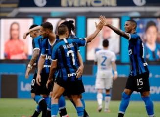 Inter Milano se indreapta spre titlu in Italia. Echipa lui Ionut Radu s-a distantat de rivalele Milan si Juventus