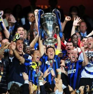 Inter a castigat Liga Campionilor (Video)